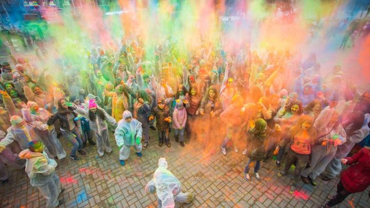 Фестиваль красок и Баста: 15 самых ярких и волнующих событий наступающих выходных