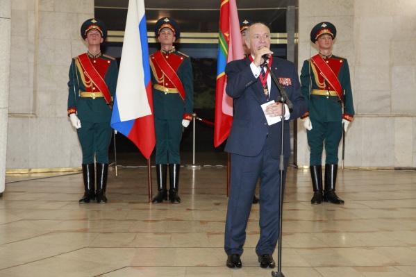 Кандидатуру Александра Струкова поддержал совет старейшин