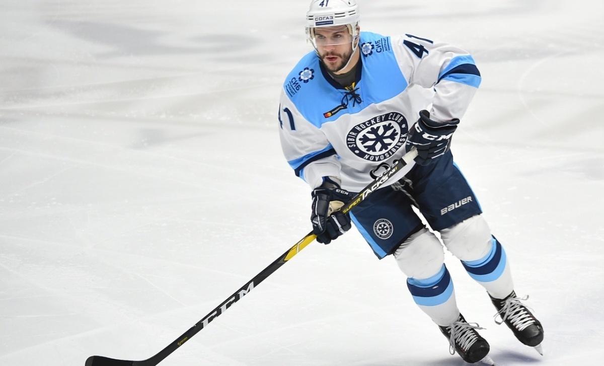Новосибирские хоккеисты боролись до последнего