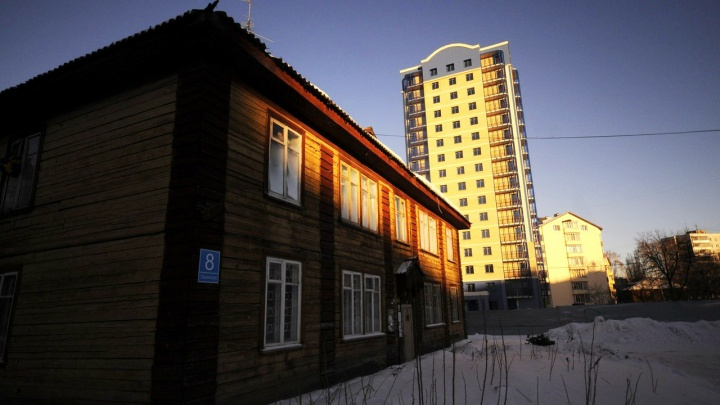 Штраф в полмиллиона грозит областным властям за дефекты в домах для переселенцев из ветхого жилья