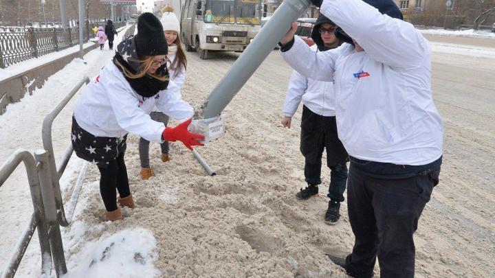 «Есть нельзя, мягко говоря»: эксперты забраковали соль с челябинских дорог