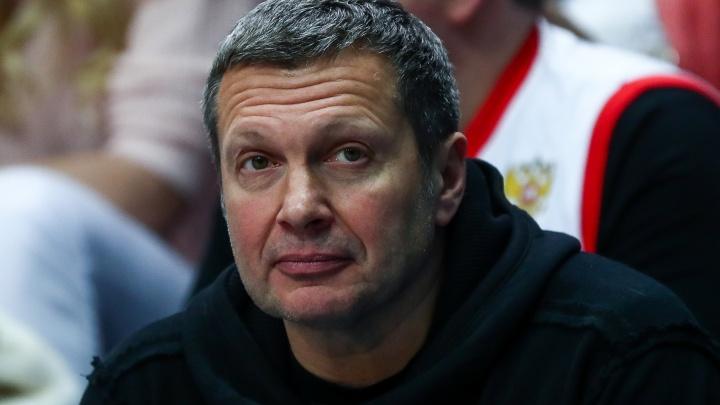 «Тебе никто не давал по заду, а пора бы»: Соловьева, назвавшего уральцев бесами, вызвали на дуэль