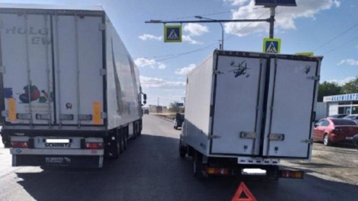В Волгограде трое детей пострадали в аварии с дагестанской «Газелью»