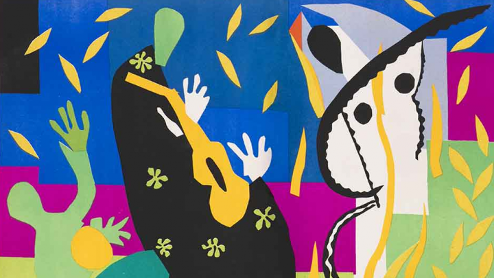 Пермякам покажут выставку из 100 работ великого художника Анри Матисса