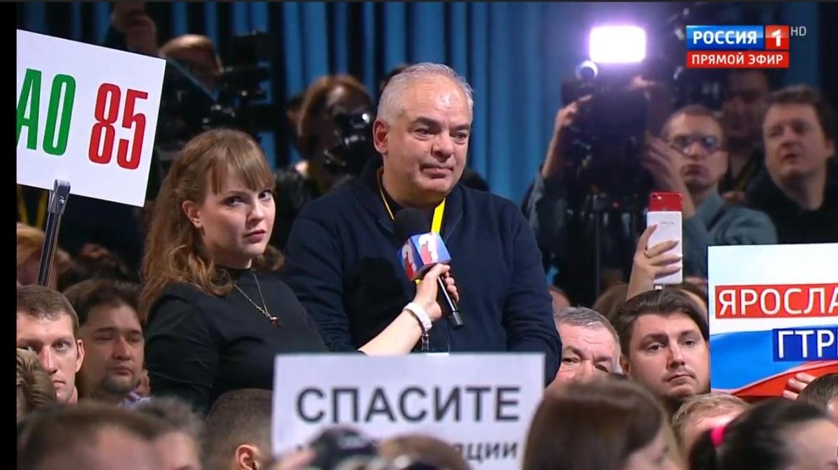 Песков разъяснил, почему у В.Путина нет мобильного телефона