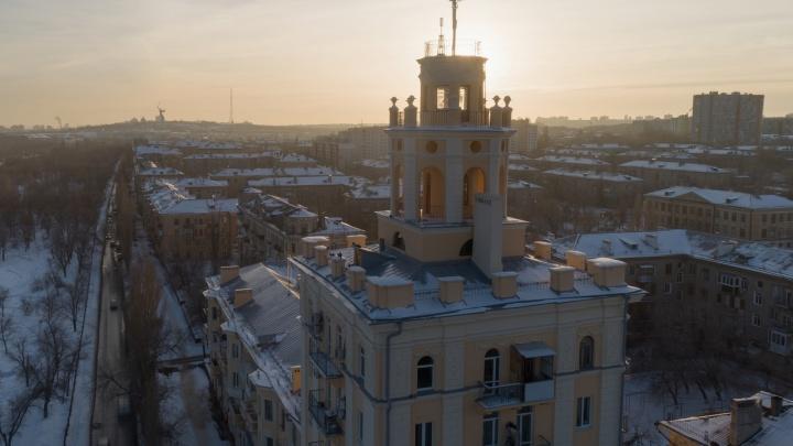 Полный контрастов: показываем блеск и нищету Краснооктябрьского района Волгограда с высоты