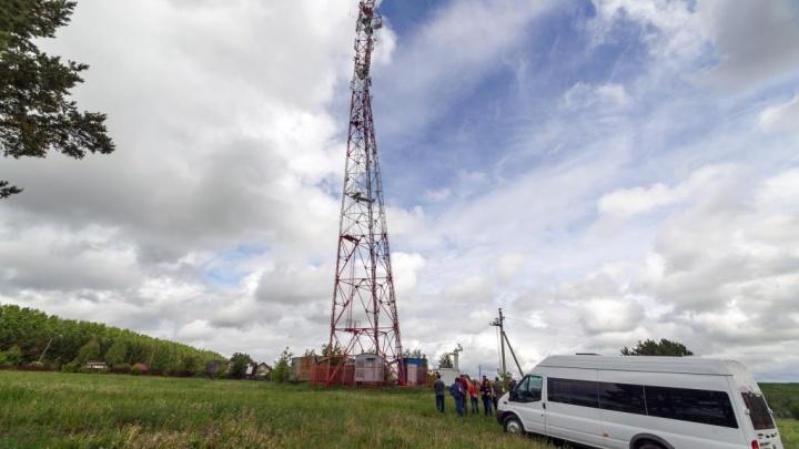 В деревни провели быстрый интернет: Tele2 запустила 4G в красноярских сёлах и посёлках