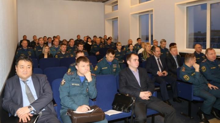 ГУ МЧС по Курганской области проинспектирует проверка из Москвы