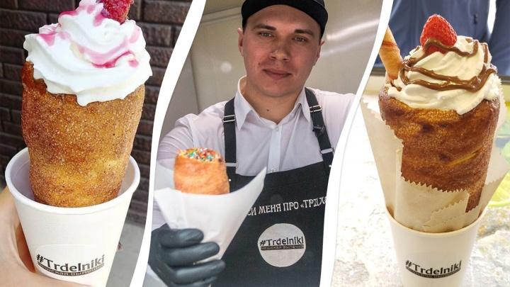 «Я поверил в свою идею»: как самарский охранник открыл чешскую пекарню с нуля
