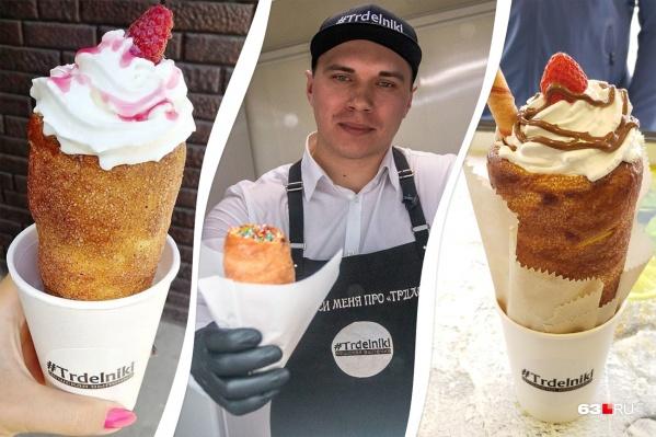 Молодой парень стал основателем первой и единственной чешской пекарни в Самаре