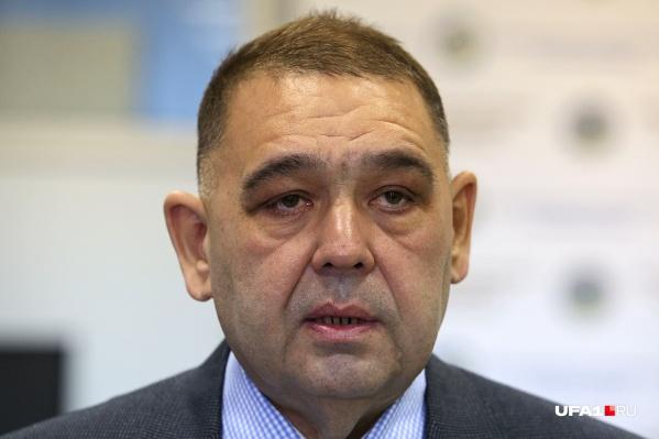 Ахметханова назначили в Башкирию после прихода Радия Хабирова