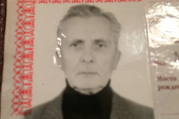 Родственники мужчины смогли предоставить только фотографию паспорта