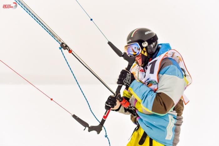 Илья стал победителем на лыжах