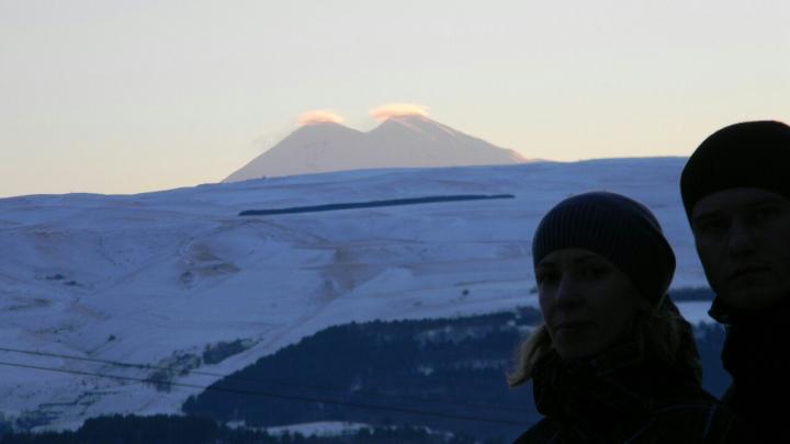 Под ногами тучи и молнии: публикуем «Дневник высот» уфимца, штурмовавшего вершину Европы — Эльбрус