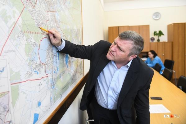 Алексей Бубнов рассказал о проблемах и перспективах развития транспорта в Екатеринбурге