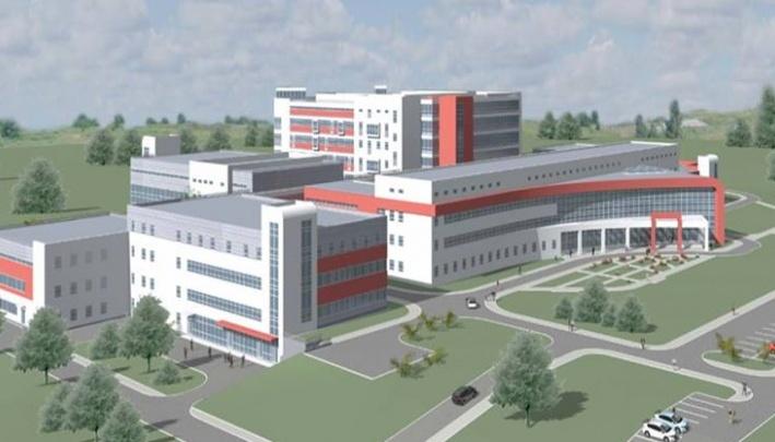 Новый онкоцентр в Нижегородской области хотят построить к 2025 году