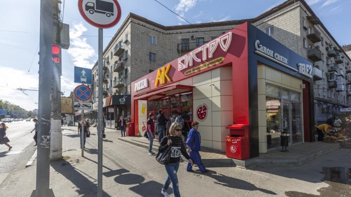 Борьба с киосками продолжается: закусочной в центре Волгограда не удалось стать недвижимостью
