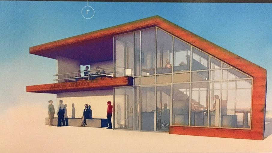 Один из проектов предлагает установить в Челябинске двухэтажные остановки