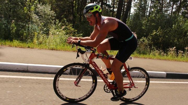 Полужелезные люди: семеро новосибирцев стали призёрами гонкиAltai Tri Race