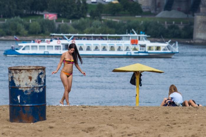 Пляж не прошел проверку