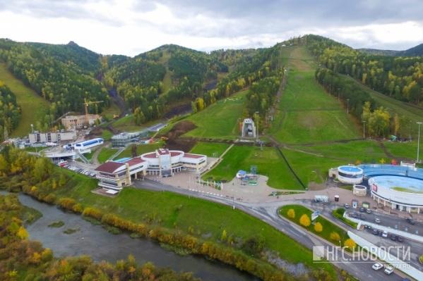 В Красноярске решено создать новый парк. Он появится на берегу реки Базаиха<br>