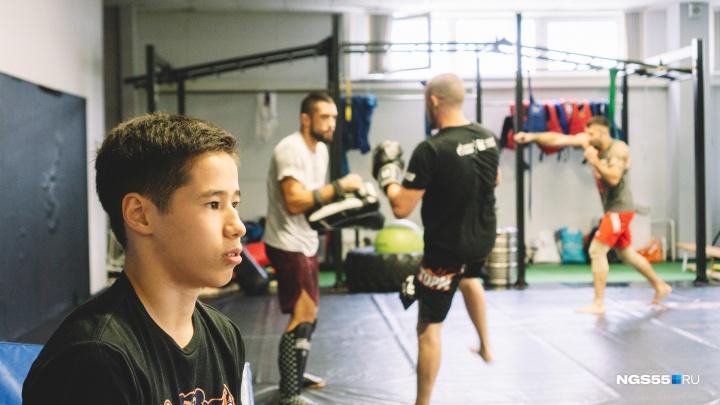 От танцев до золотой медали ММА: интервью с 14-летним бойцом смешанных единоборств