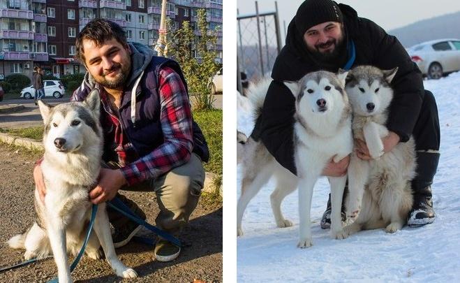 Выбран самый красивый мужчина с бородой в Красноярске