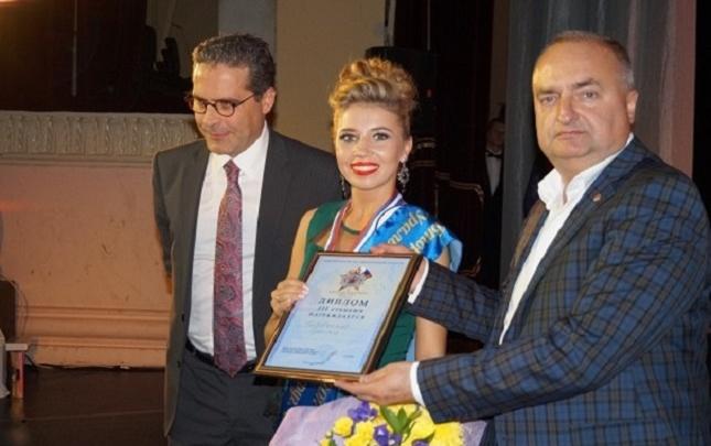 На окружном конкурсе красоты сотрудница зауральской УФСИН заняла третье место