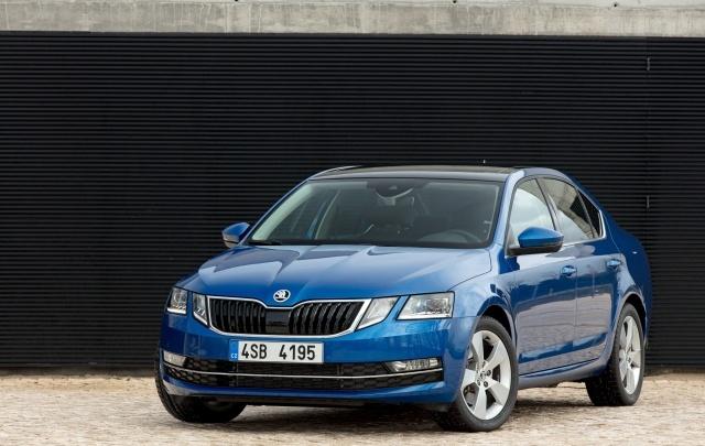 Старт CKD производства новой Škoda Octavia и дни открытых дверей в ее честь