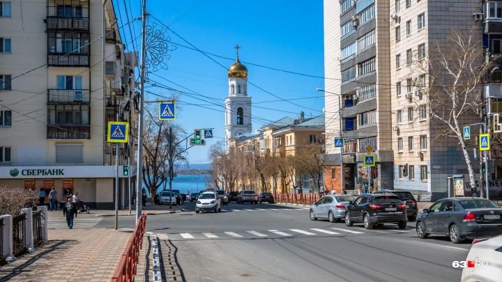 Азаров объяснил, зачем Самаре нужен статус исторического поселения