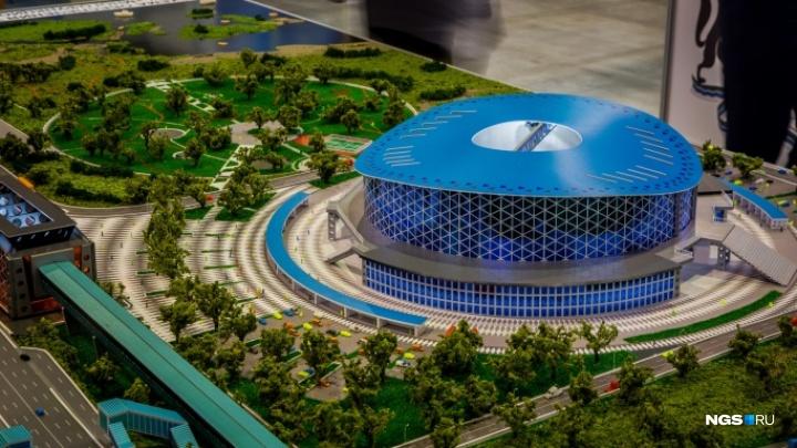 Министр спорта региона: останется ли Новосибирск без МЧМ по хоккею и достроят ли новую ледовую арену