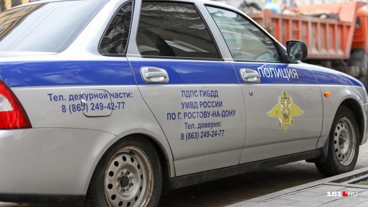 На Суворовском в Ростове произошло лобовое ДТП
