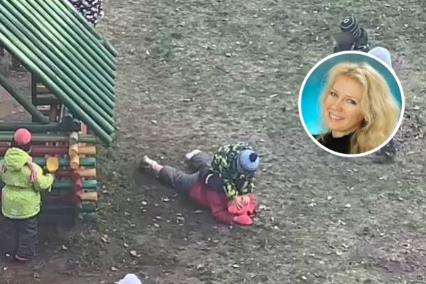 Татьяна Рекут ушла из садика после скандала с детской дракой