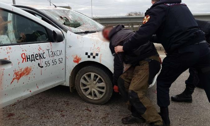 «Преступление тяжкое»: за дело о нападении на водителя такси взялись следователи