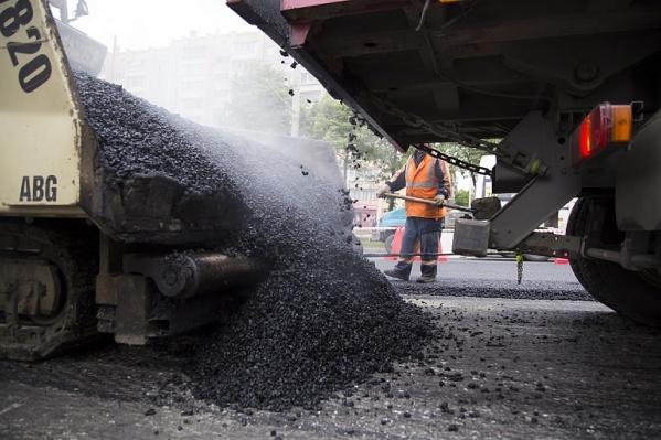 Производитель асфальта «коптил» воздух без разрешения и использовал незаконные источники загрязнения