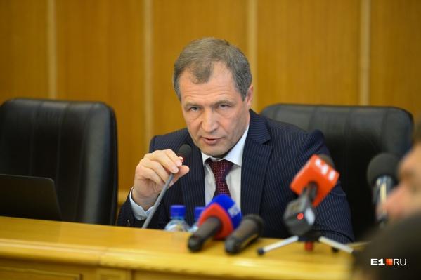 Игорь Володин уже несколько лет занимается спортом и определёнными практиками