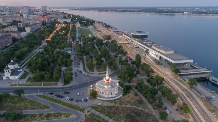 Без дождей: в Волгограде жару+32° развеет северный ветер