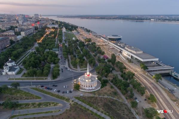 Прохладно в Волгограде будет только к вечеру