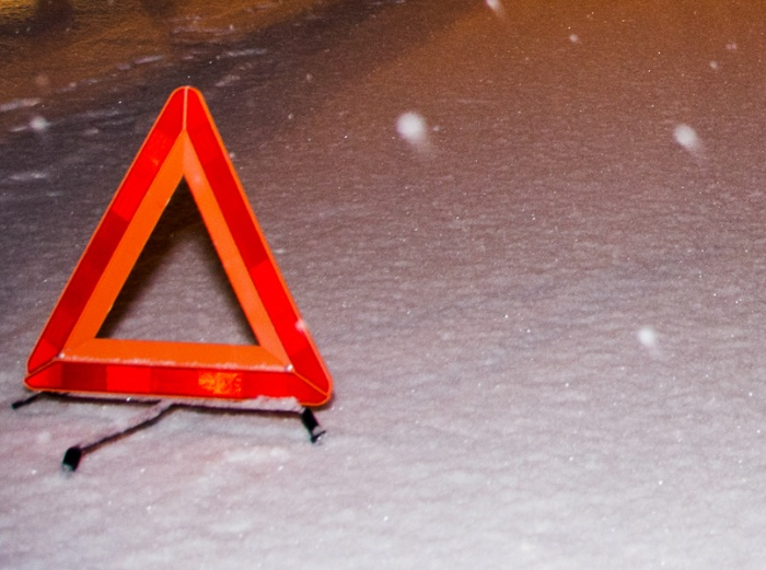 Водитель КАМАЗа нажал на тормоз и вывернул руль, но трагедии избежать не смог