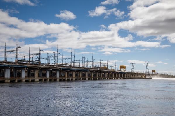 Крупнейшая в Европе — Волжская ГЭС — отмечает свой юбилей