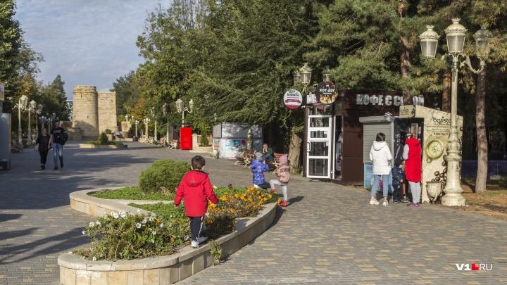 «Они не хотели платить»: в Волгограде объяснили снос тиров и киосков ЦПКиО
