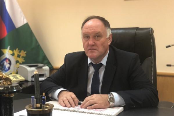 Главный следователь Ярославской области Олег Липатов