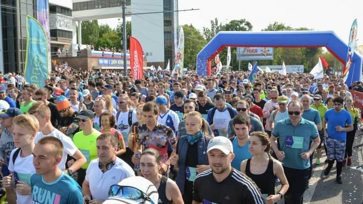 Из-за «Донского марафона» 6 октября перекроют центр Ростова