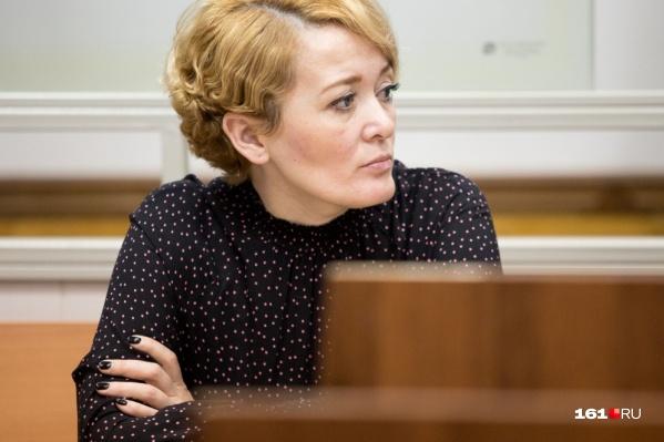 Анастасия Шевченко уже несколько месяцев находится под домашним арестом