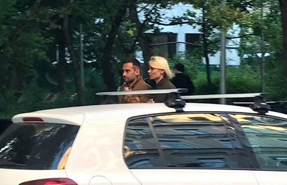 По следам Шнура:вдовец Жанны Фриске съехался со своей избранницей из Екатеринбурга