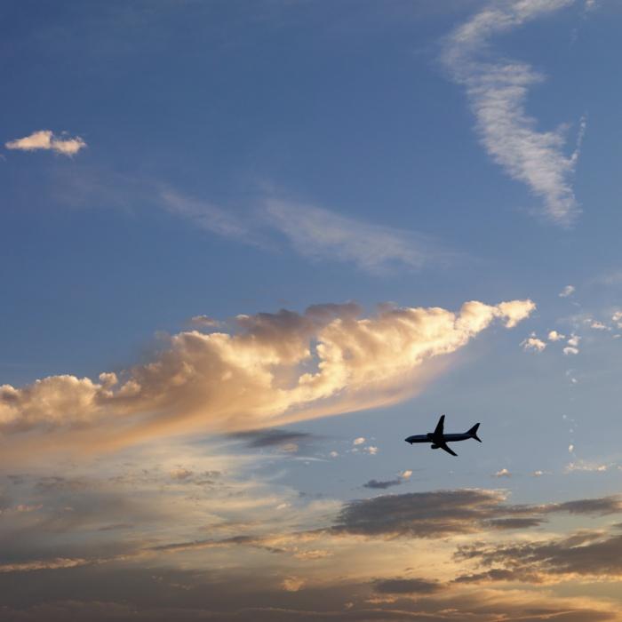 После дозаправки самолет повторно вылетел в Новосибирск