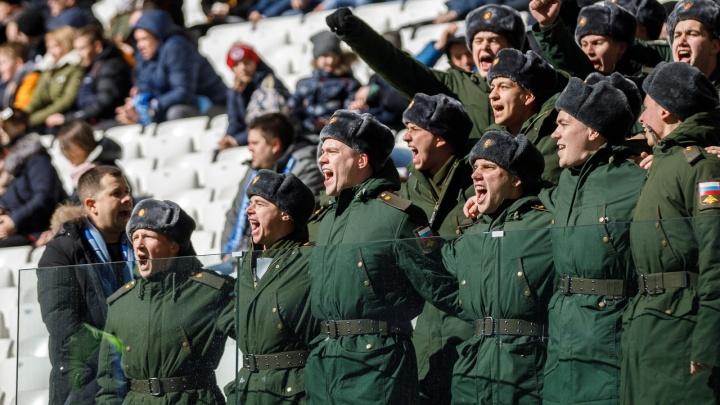 Новый антирекорд: матч «Ротора» со «Спартаком-2» на «Волгоград Арене» посмотрели 9 тысяч зрителей