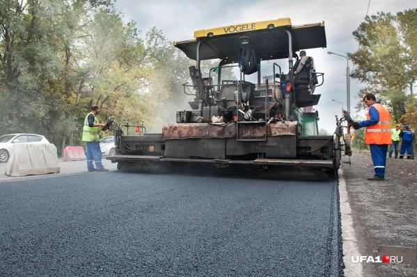Ремонт дорог может длиться годами