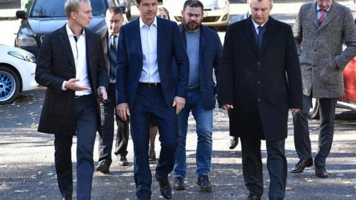 И.о. мэра Ярославля осмотрел свои владения: топ претензий, которые ему высказали горожане
