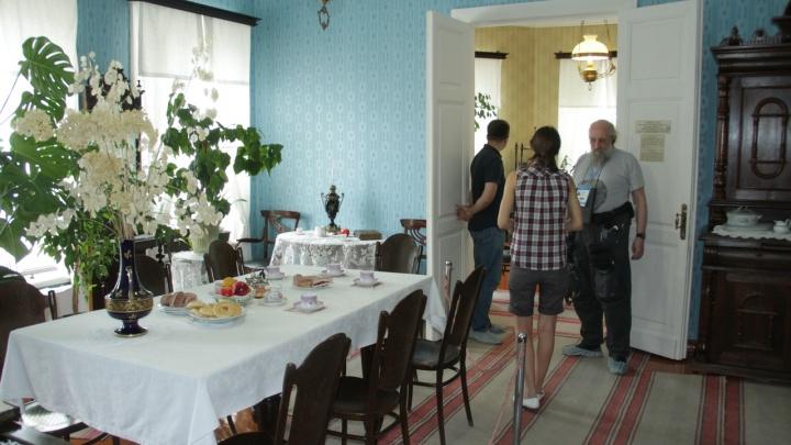 Спасибо за сохранение атмосферы: Анатолий Вассерман побывал в Доме-музее Ленина в Самаре